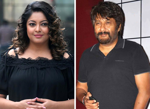 Tanushree Dutta files FIR against Vivek Agnihotri