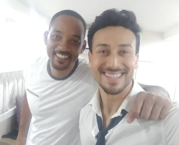 Will Smith pays a surprise visit to the sets of Student Of The Year 2