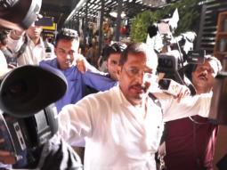 Nana Patekar IGNORE Media at Mumbai airport after Tanushree Dutta Controversy