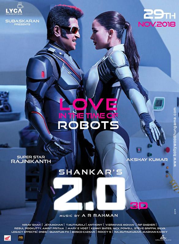 2.0 ROBOT (2018) con AKSHAY KUMAR + Esperando Estreno 2.0-9