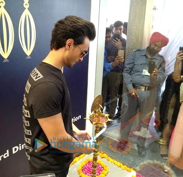 Aayush Sharma launches Being Human jewellery store in Manimajra, Chandigarh