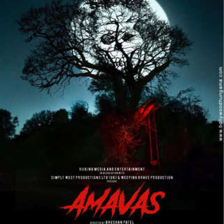 First Look Of Amavas