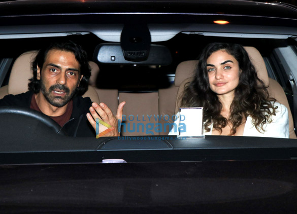 Arjun Rampal and Gabriella Demetriades spotted at Yauatcha in BKC (6)
