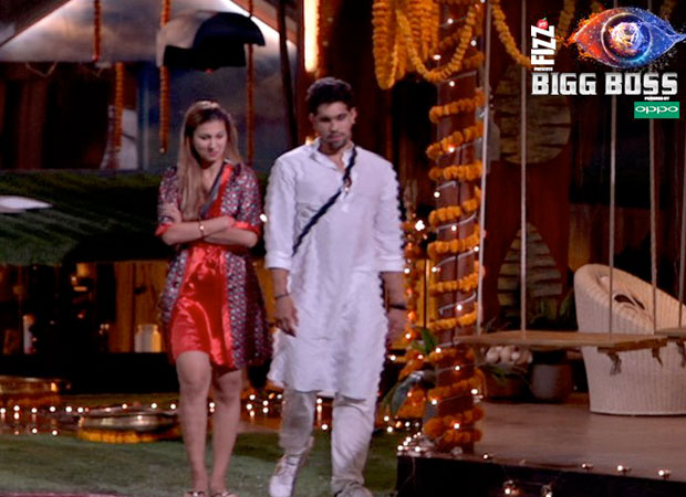 Bigg Boss 12 Shivashish tries to FLEE on the grounds for being mentally unstable, Dipika calls him fake