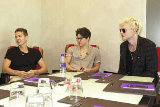 British band The Vamps talk about working with Vishal-Shekhar, performing in India & more