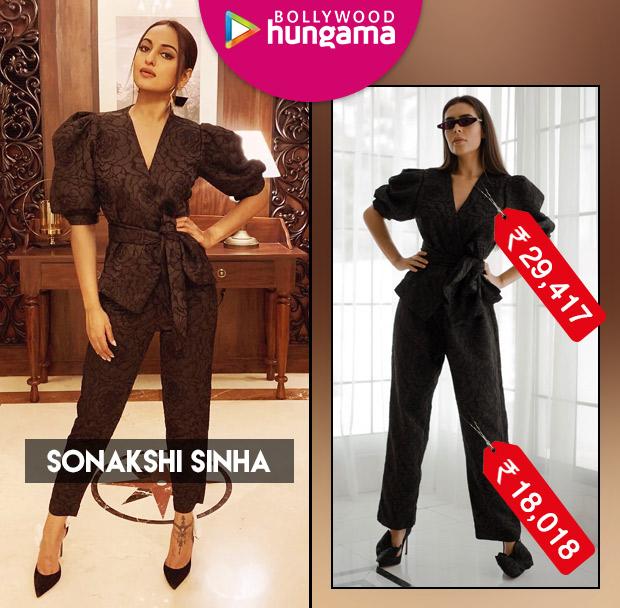 Celebrity Splurges - Sonakshi Sinha