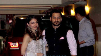 Celebs grace Saif Ali Khan's Diwali party