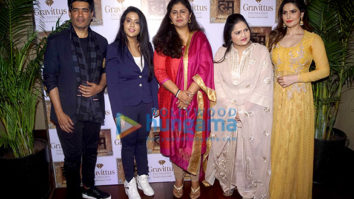 Celebs grace the trailer launch of short film Udne Do