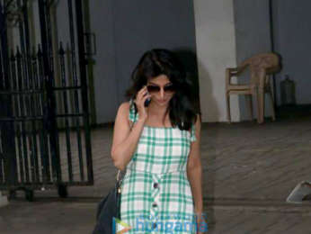 Chitrangda Singh snapped in Bandra