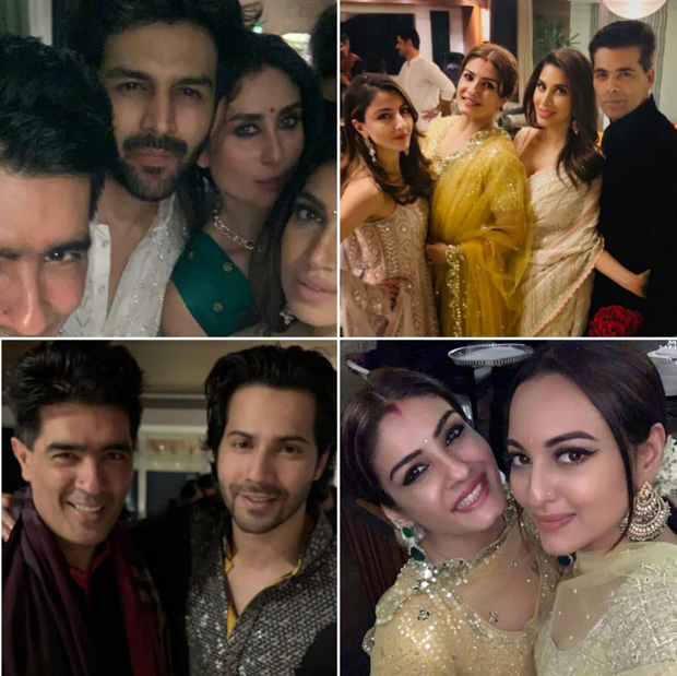Diwali 2018 Inside Pics: Karan Johar hosts a bash for A-Listers, Arjun Kapoor-Malaika Arora steal the show