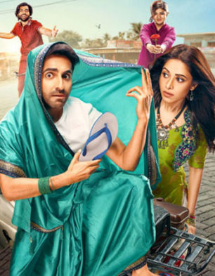 Dream Girl Review 4 0/5 : The Ayushmann Khurrana starrer