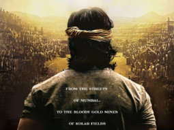 Excel Entertainment presents the poster of KGF and it releases on December 21
