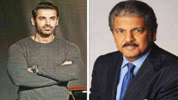 Here's how John Abraham helped Anand Mahindra kick off the new range of Jawa bikes