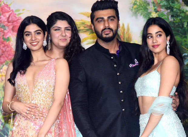 Here's the REAL reason why Janhvi Kapoor found emotional anchors in Arjun and Anshula Kapoor
