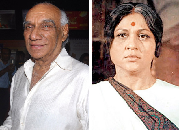How Yash Chopra found the perfect mother in Nirupa Roy for Deewar