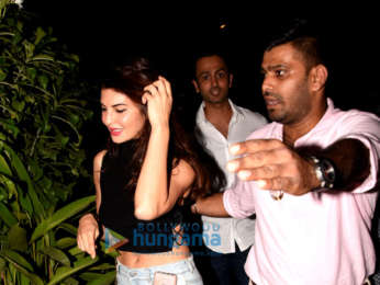 Jacqueline Fernandez, Anil Kapoor and others spotted at Soho House in Juhu