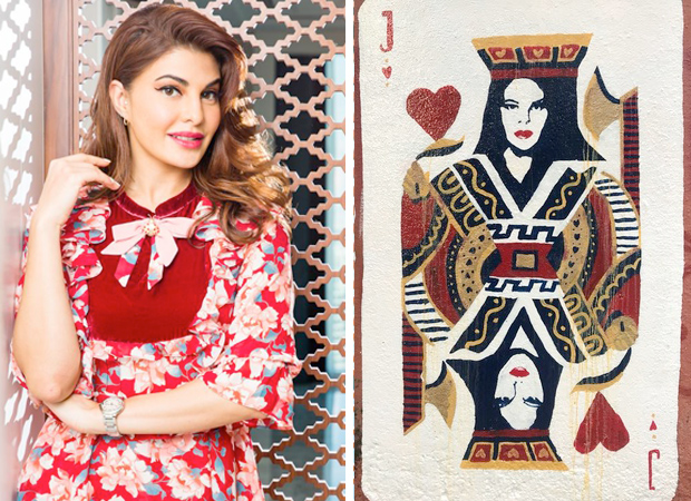 Fans of Jacqueline Fernandez have created Jacq of Hearts selfie point and people are going gaga over it