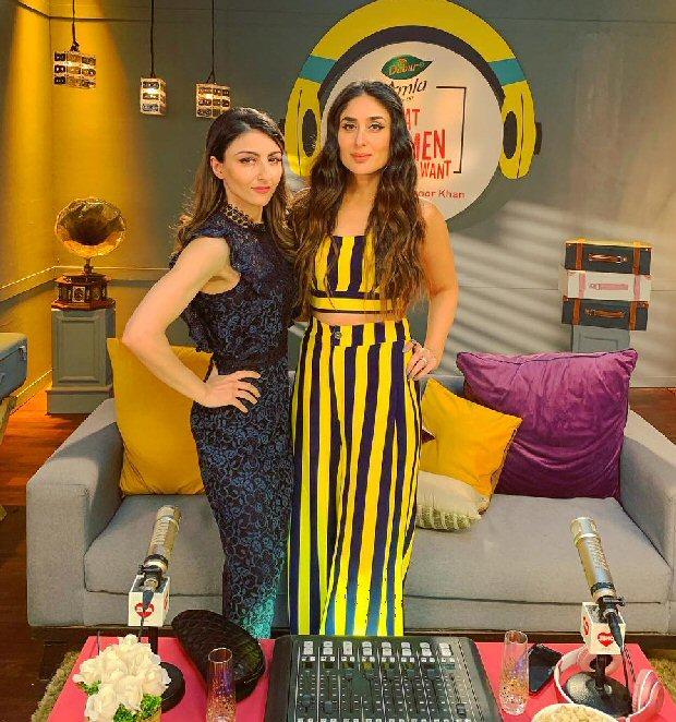 Kareena Kapoor Khan and Soha Ali Khan discuss what their ... Saif Ali Khan Wife Details