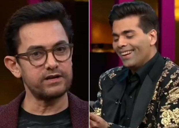 Koffee With Karan 6: Aamir Khan's top revelations - from USING Karan Johar for promoting Thugs Of Hindostan to throwing Salman Khan in the middle of water
