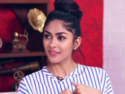 Mrunal Thakur talks about playing Shivagami in Netflix' Baahubali series