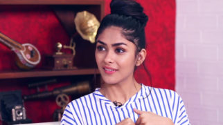 Mrunal Thakur talks about playing Shivagami in Netflix' Baahubali series
