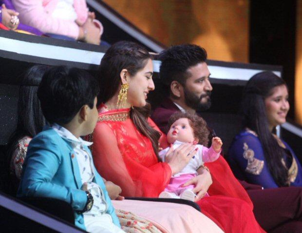 PICS ALERT! Sara Ali Khan can't stop cuddling with Taimur Ali Khan's doll