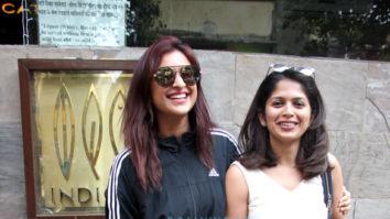 Parineeti Chopra snapped at Indigo