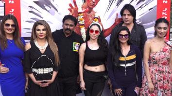 Rakhi Sawant & others celebrate 78th Birth Anniversary of Bruce Lee