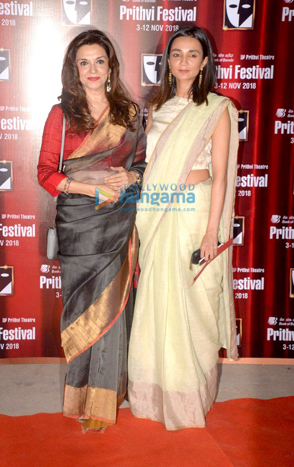 Ranbir Kapoor and celebs grace the opening of Prithvi Theatre Festival at Royal Opera House