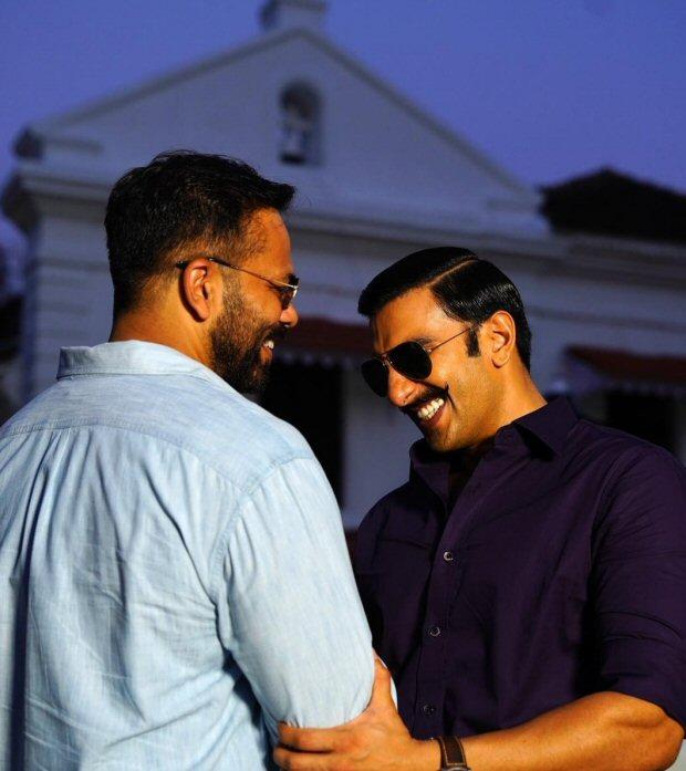 Ranveer Singh wraps up Simmba; Rohit Shetty gets emotional about his wedding to Deepika Padukone