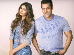 Salman Khan takes charge of Suniel Shetty's daughter