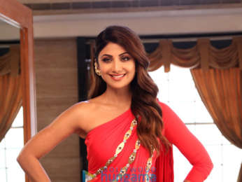 Shilpa Shetty shoots for the promo of Super Dancer Chapter 3