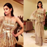 Slay or Nay - Diana Penty in Amit Aggarwal for the IFFI 2018 Goa closing ceremony (Featured)