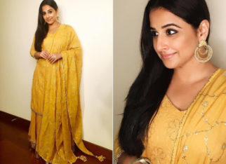 Slay or Nay - Vidya Balan in Faabiiana for the festive season (Featured)