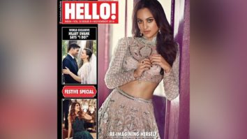 Sonakshi Sinha in Falguni and Shane Peacock for HELLO! magazine photoshoot (6)