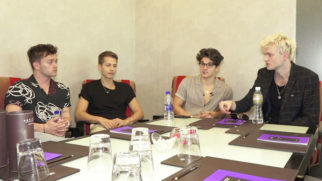 The Vamps answer some QUICK FIRE QUESTIONS!!!
