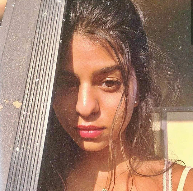 This sunkissed photo of Suhana Khan is absolutely stunning