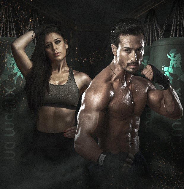 Tiger Shroff and Krishna Shroff come together for a special MMA accredited gym
