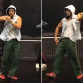 Tiger Shroff impresses with his smooth moves on Sanjay Dutt - Koena Mitra's song 'Saaki Saaki'