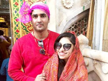 Tulsi Kumar pays her respects at Ajmer Shariff Dargah