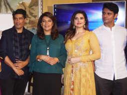 UNCUT Udne Do Short Film Trailer Launch Lara Dutta Zareen Khan Part 1
