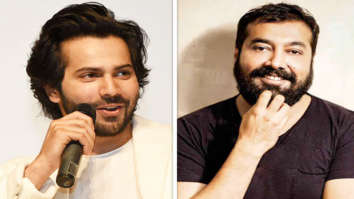 Varun Dhawan reveals he wanted to be launched by Anurag Kashyap