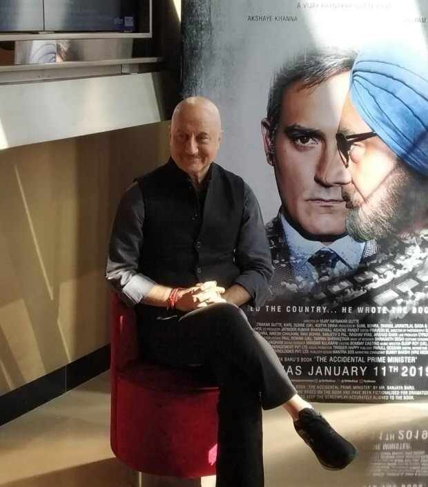 The Accidental Prime Minister trailer: Anupam Kher as Manmohan Singh impresses viewers