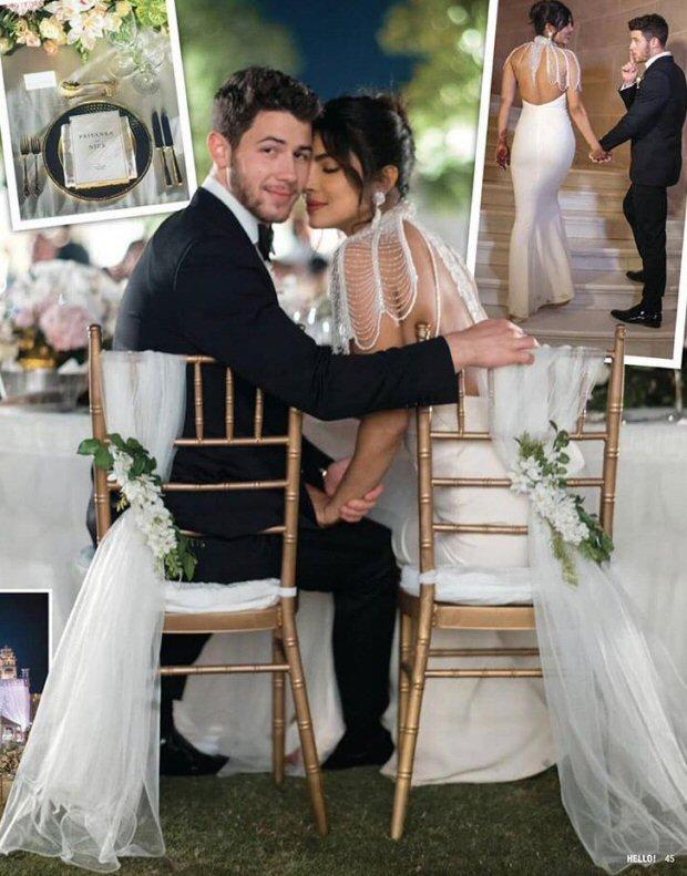 ALL INSIDE PICS: Priyanka Chopra looks beyond enchanting as Nick Jonas' bride in these UNSEEN wedding pictures