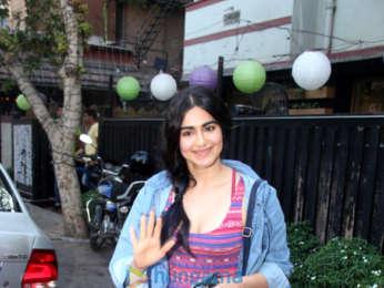 Adah Sharma spotted in Bandra
