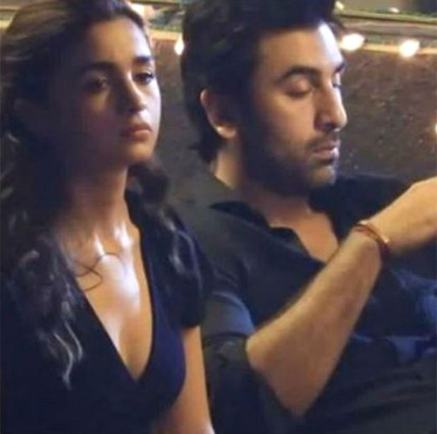 Alia Bhatt reveals why she looked UPSET in her latest pic with boyfriend Ranbir Kapoor