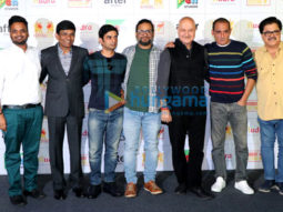 Anupam Kher, Akshaye Khanna and others snapped at the trailer launch of The Accidental Prime Minister