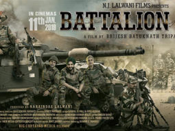 First Look Of The Movie Battalion 609