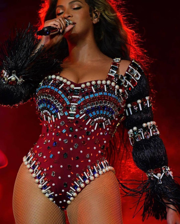 Beyonce in Shivan and Narresh (1)