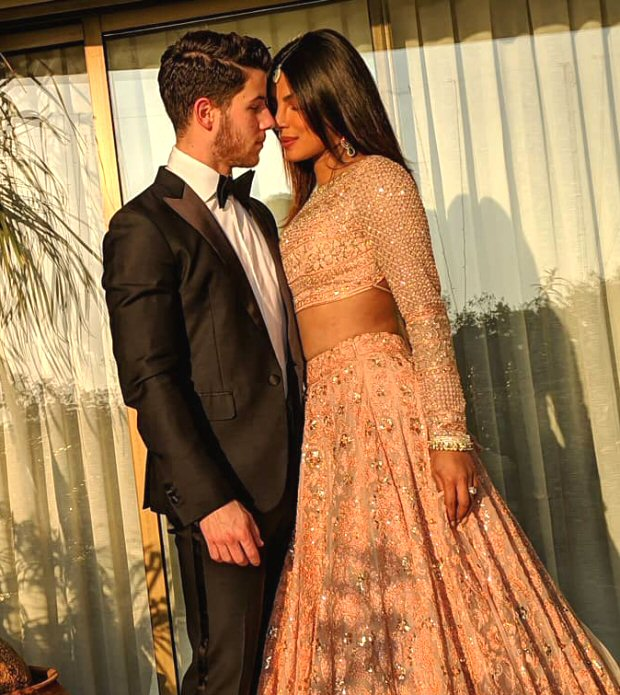 CHECK OUT: Priyanka Chopra - Nick Jonas's reception card design revealed